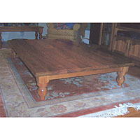 Large Blackwood Coffee Table