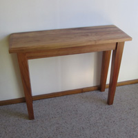 Tasmanian Blackwood Hall Table